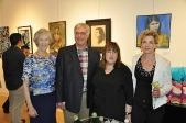 Art Advisory Committee Members Elaine Becker, Andrew Permison, Chair LAraine Barach, Orna Greenberg