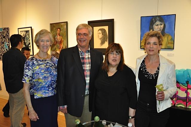 Art Advisory Committee Members Elaine Becker, Andrew Permison, Chair LAraine Barach, Orna Greenberg