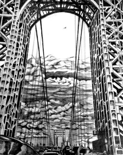 "Alexander Ordonez ""George Washington Bridge"""
