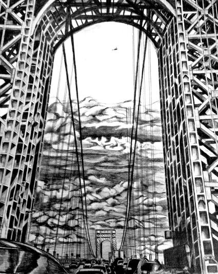 "Alexander Ordonez ""George Washington Bridge"""