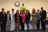 Art Advisory Committee: Andrew Permison, Donna Davis, Orna Greenberg, Amy McGovern, Laraine Barach (chair), Kathi Hecht, Judith Kramer, Eileen Becker, Oscar Peterson