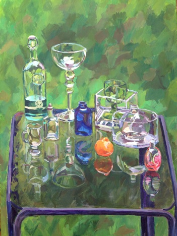 "Natasha Baskin ""Outdoor Still Life"""
