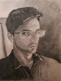 "Jay Chopra ""Self Portrait"""