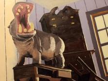 Kathleen Gao -Hippos Gone Wild