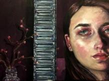 Julia Hames - Self Portrait