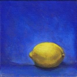 Sophia Hoodis - Lemon Still Life