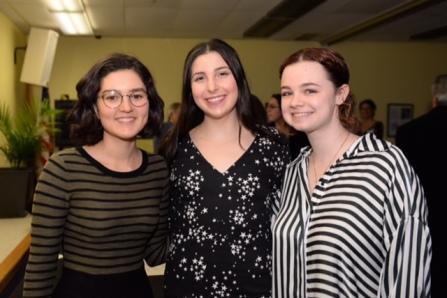 Sophia Hoodis, Katie Darvin, Anna Williams