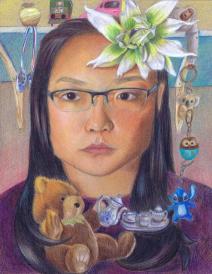 Annie Tan: Self Portrait