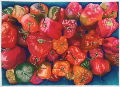 Emily Wolf: Peppers