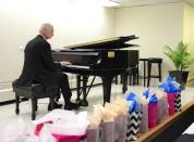 Pianist Rich Galiano