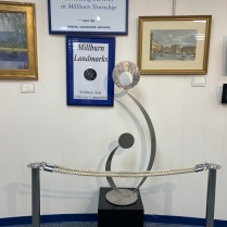 Lenny Shapiro sculpture